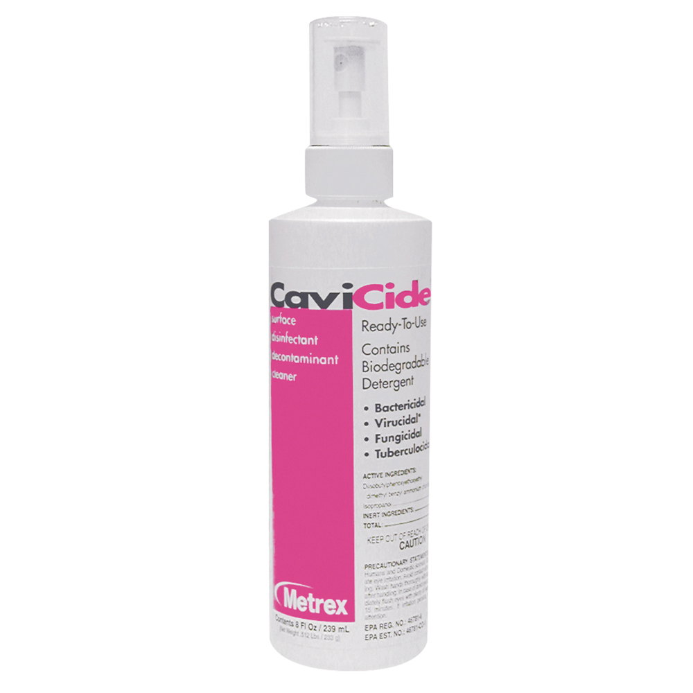 CaviCide® Surface Disinfectant - 8oz Spray
