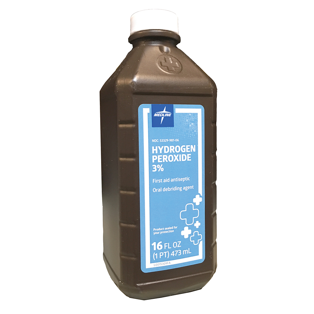 hydrogen peroxide features and uses Supplied sterile and ready to use, the 1l trigger spray has a protective system to protect contents during use feature benefit hydrogen peroxide breaks down.