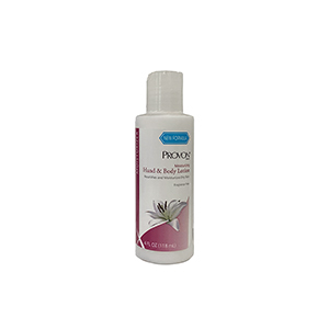 Related Product: PROVON® Moisturizing Hand & Body Lotion - 4oz.