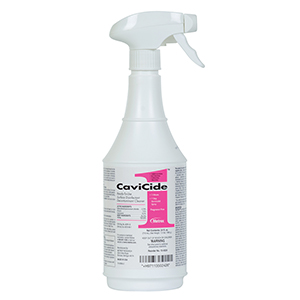 Related Product: CaviCide1™ Cleaner & Surface Disinfectant - 24oz Spray