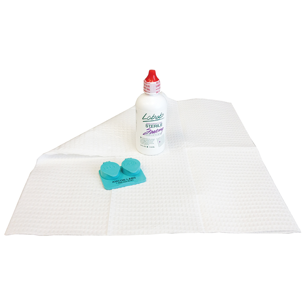 Contact Lens Dispensing Towel - 3 Ply