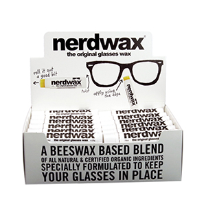 Related Product: Nerdwax Display
