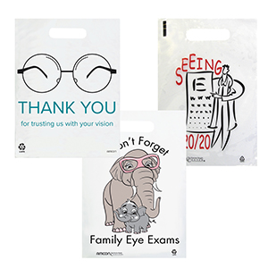 Related Product: Small Clear Eye Care Supply Bags