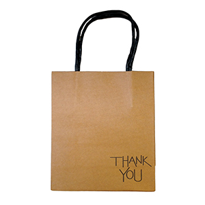 Eco-Friendly Kraft Paper Bag