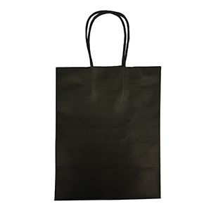 Related Product: Black Kraft Paper Bag