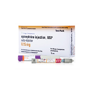 EPINEPHRINE PEN 0.15mg 2 PACK