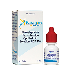 Related Product: Phenylephrine Hydrochloride 10%