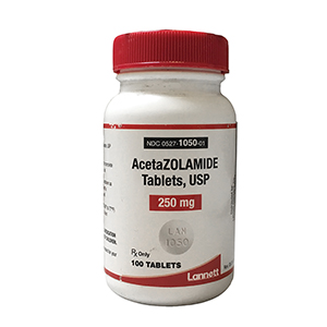 Related Product: Acetazolamide