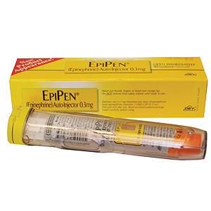 Related Product: EpiPen® Auto-Injector Syringe  - Twin Pack