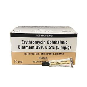 Erythromycin  Ointment 0.5%