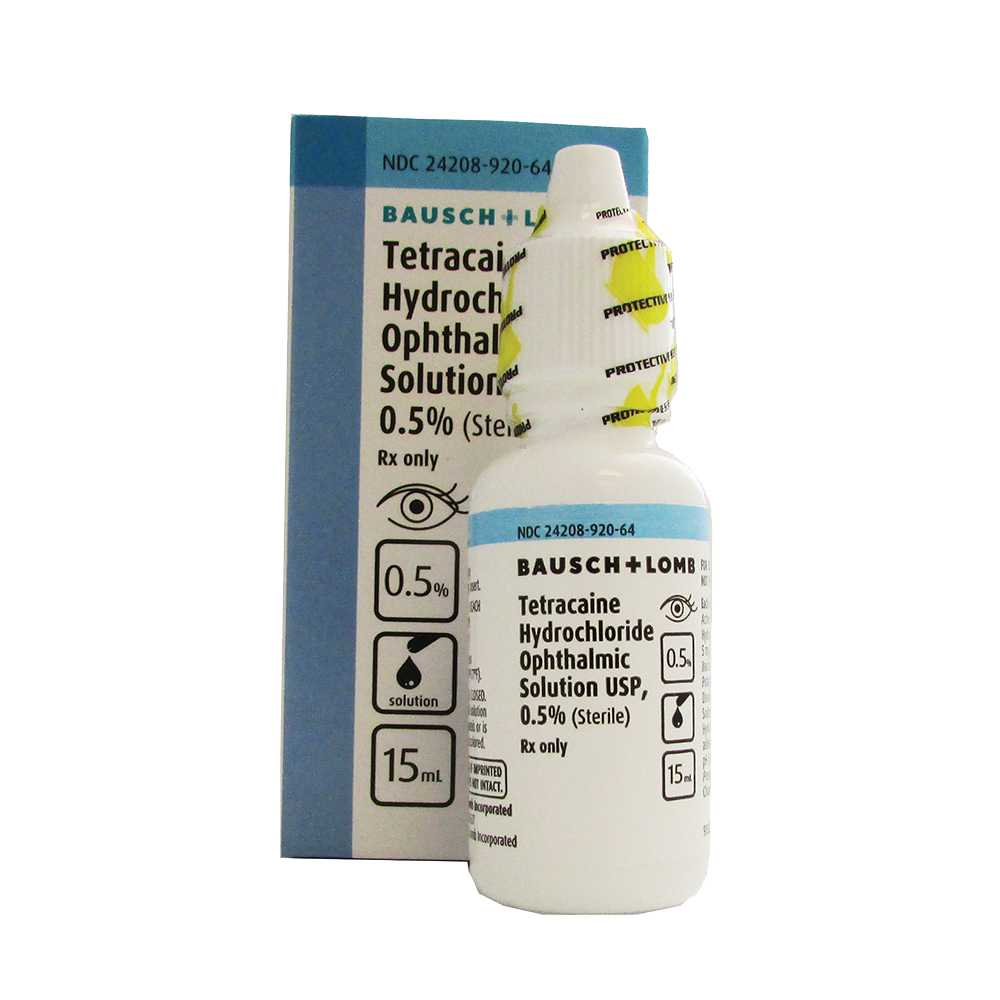 ophthalmic lidocaine gel