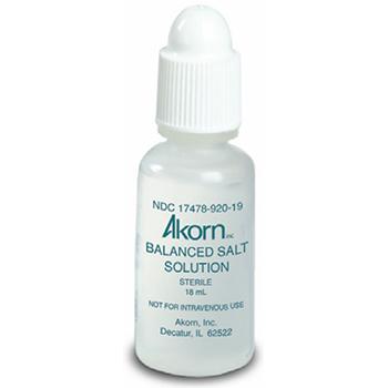 Balanced Salt Solution - 18mL: Diagnostic Dyes and Tests ...