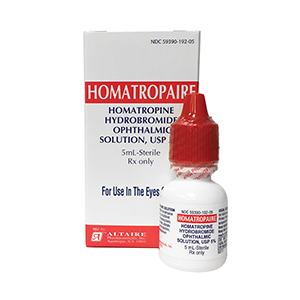Homatropine 5%
