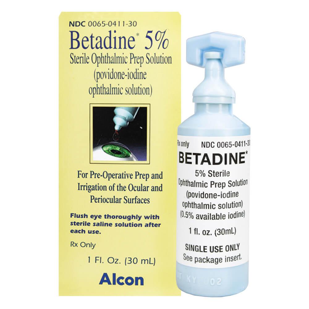Betadine 5%