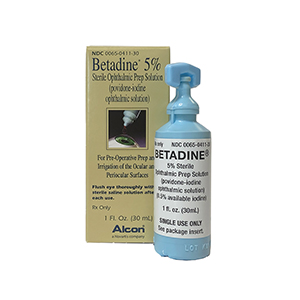 Related Product: Betadine 5%