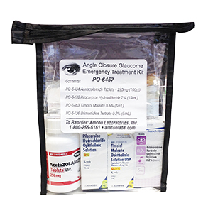 Related Product: Angle Closure Glaucoma Emergency Treatment Kit
