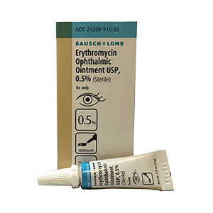 Related Product: Erythromycin Ointment 0.5%