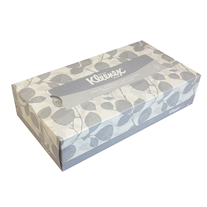 Related Product: Kleenex® Brand Facial Tissue