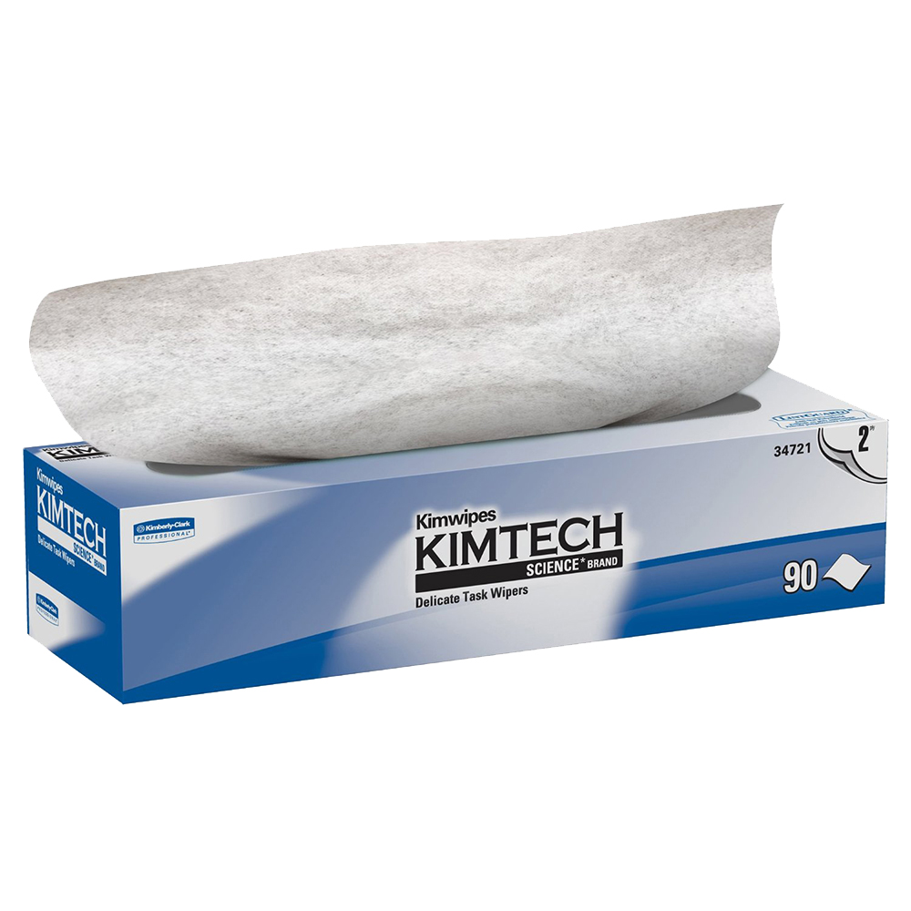 "Kimwipes® - Two Ply, 15"" x 17"""