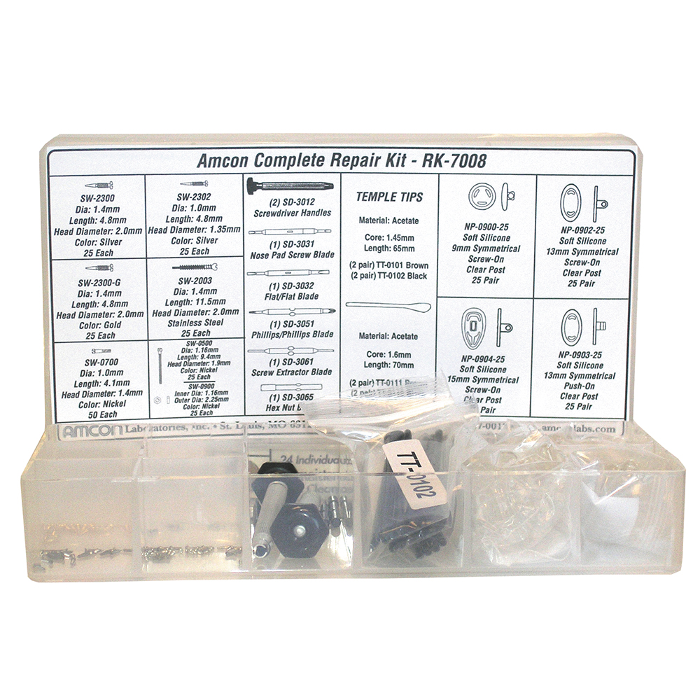 Complete Repair Kit by Amcon