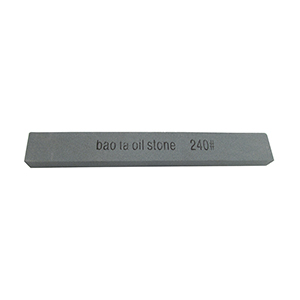 Oil Honing Stone, 240# Fine - Replacement Part for the Hand Edger by Amcon