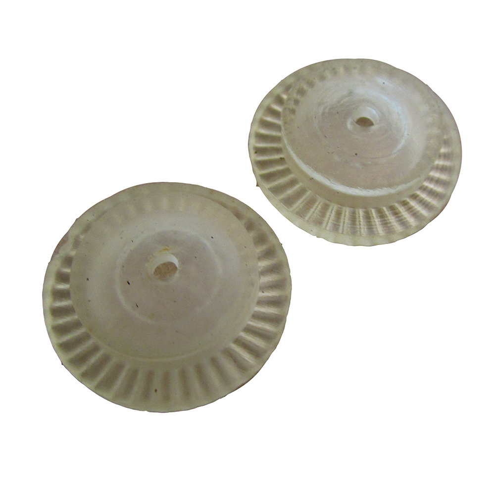 Auto Polisher by Amcon - Replacement Part: Replacement Set of Plastic Caps