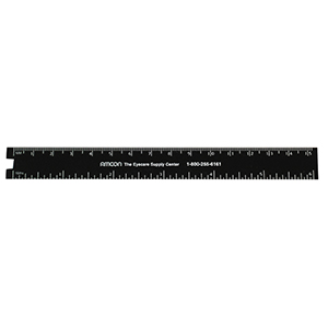 Related Product: Black Ruler -6 Inch