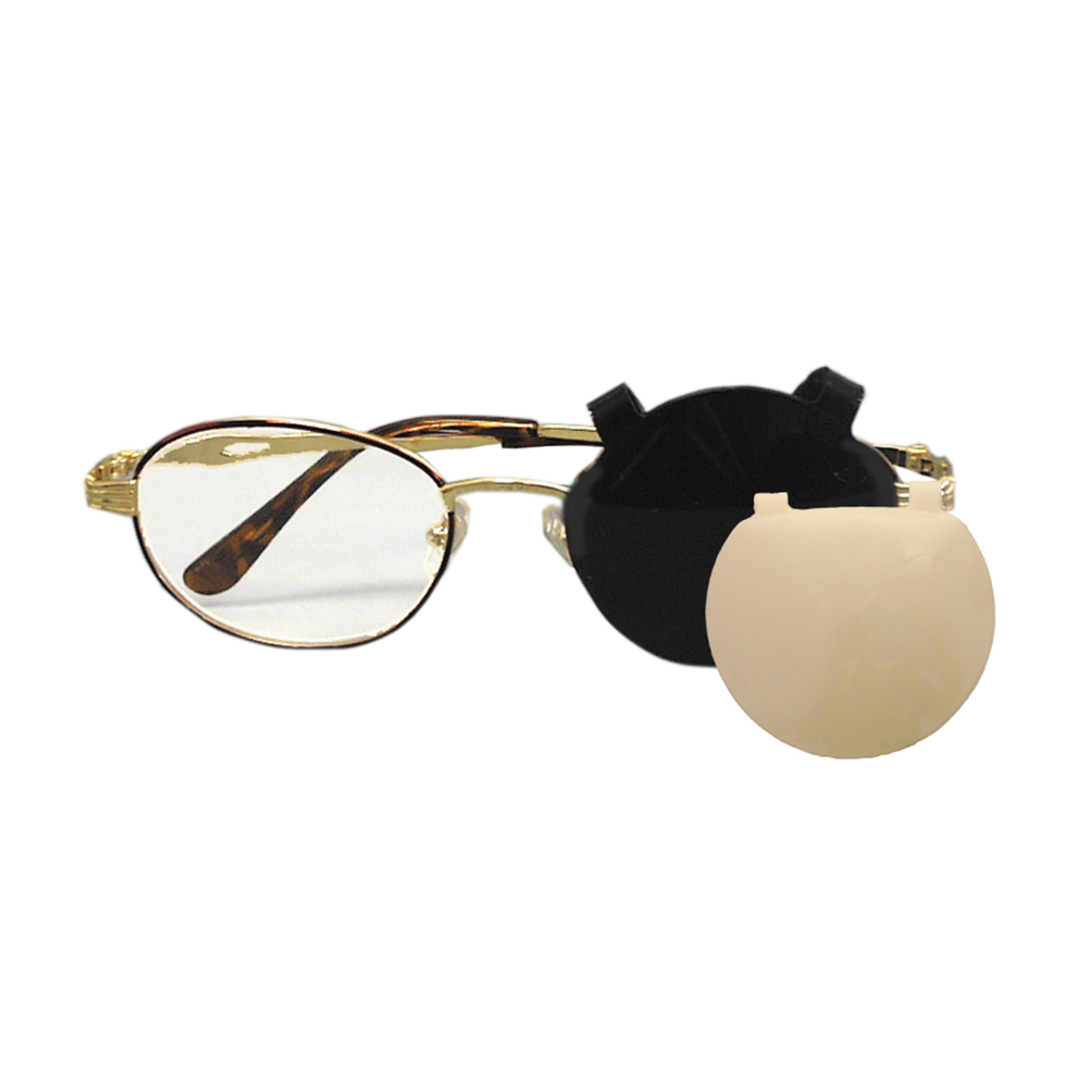 Clip On Eye Patch For Glasses