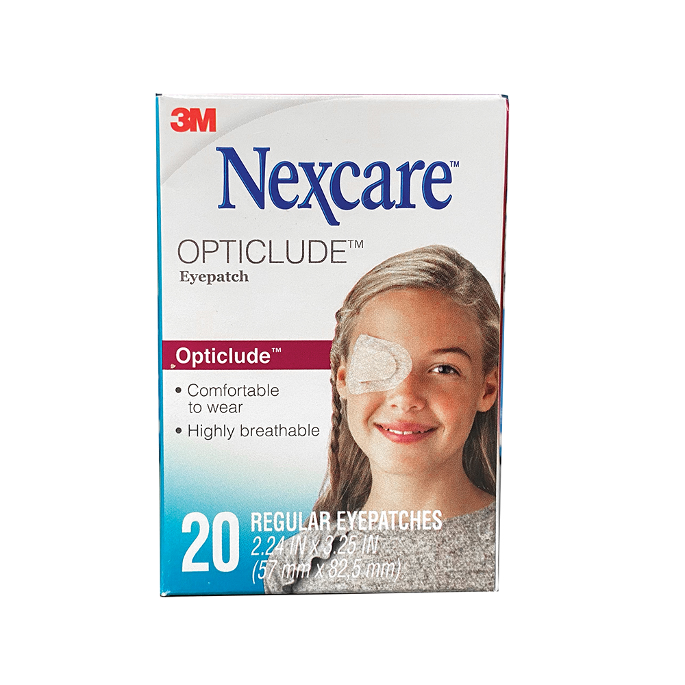 Nexcare Opticlude Eye Patch by 3M
