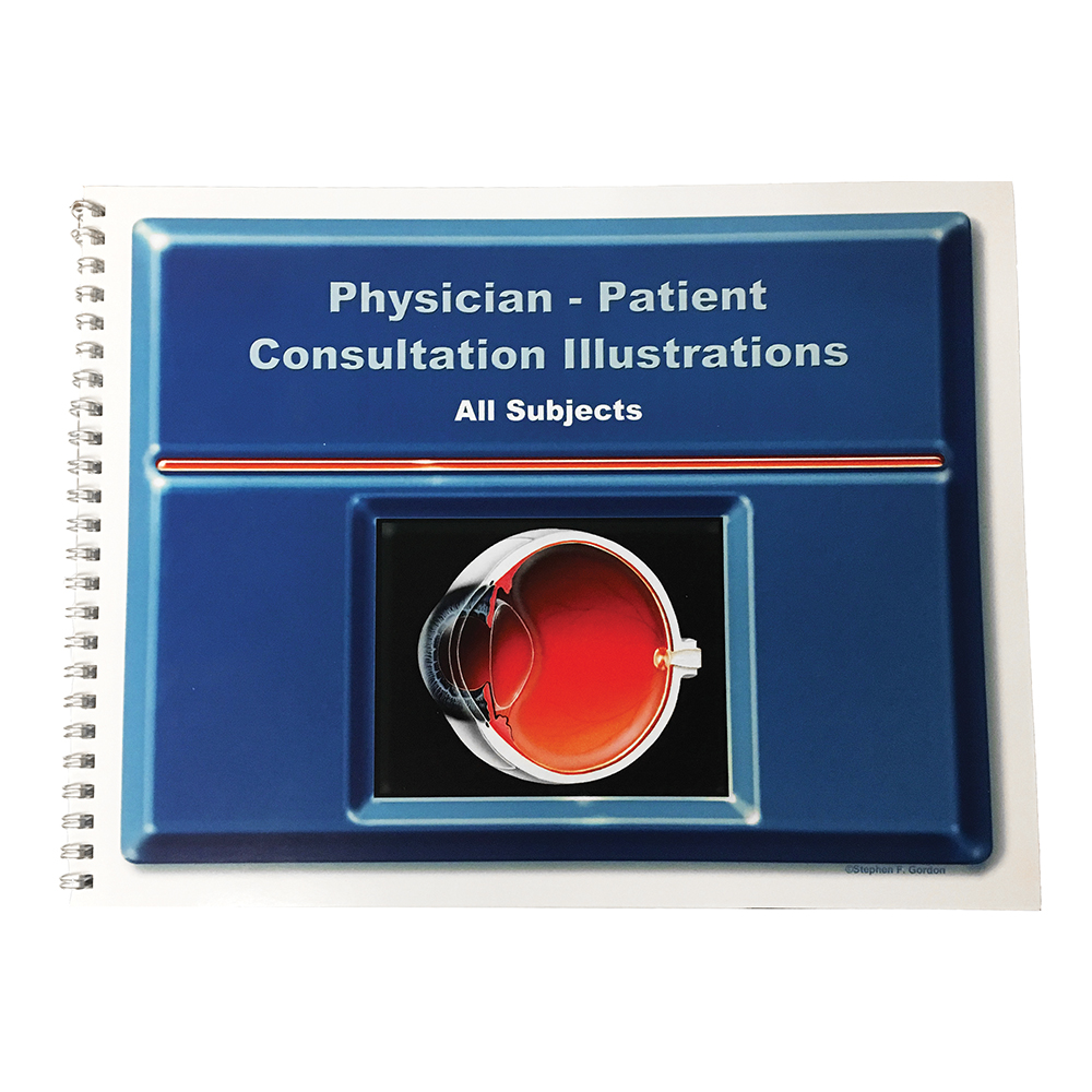 Physician-Patient Consultation Illustrations - Small