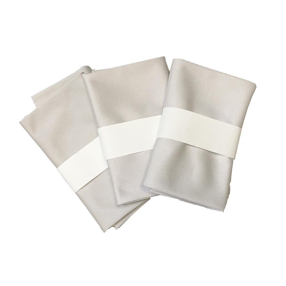 Large Grey Microfiber Cloths