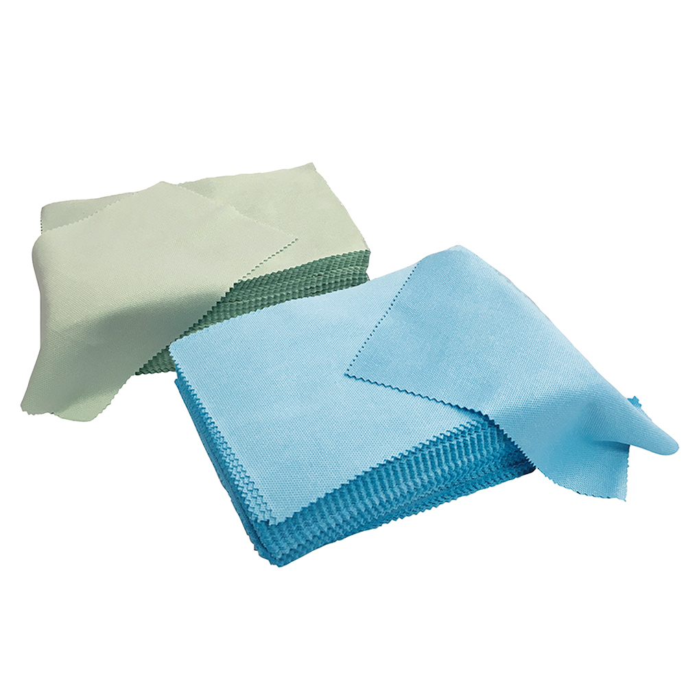 Microfiber Cleaning Cloth Pattern: Pique Knit Microfiber Cloths: Lens Cleaning Cloths