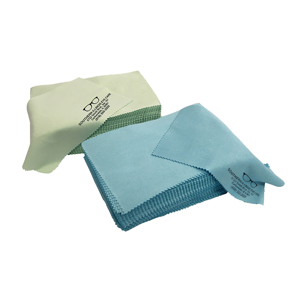 Imprinted Value Knit Microfiber Cloths