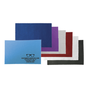 Imprinted Value Satin Microfiber Cloths