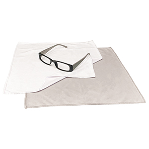 Related Product: Brushed Lab Cloths with Sewn Edge