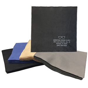 Related Product: Assorted Classic Premium Polished Microfiber Cloth - Imprinted