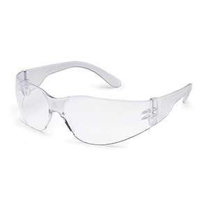 Starlite - SM™ Protective Eyewear - Clear Lenses with Clear Temples