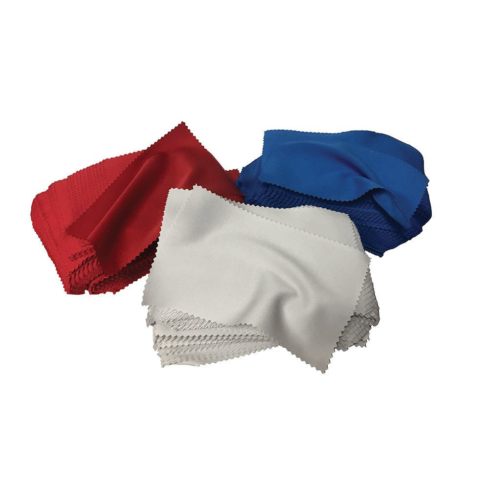Standard Silky Microfiber Cloths - 4