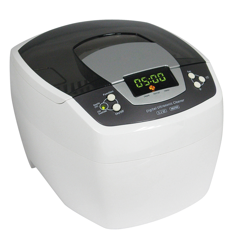 Digital Ultrasonic Cleaner with Heater (Multiple Frame Capacity)