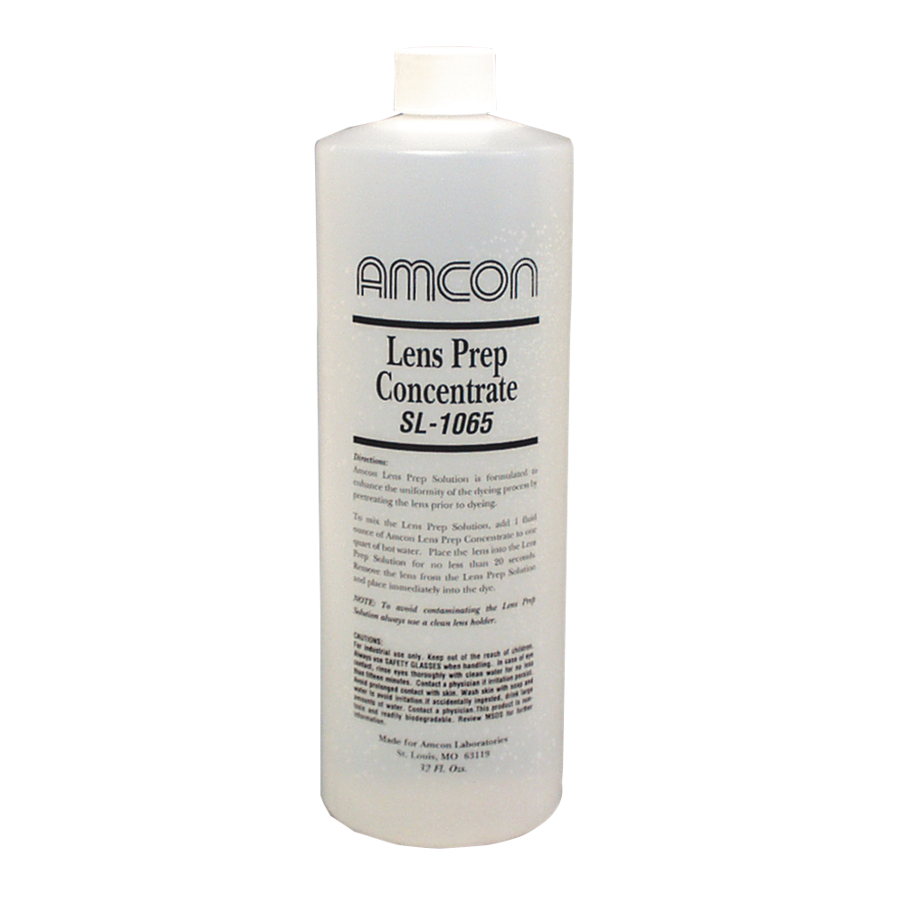 Lens Prep Concentrate by Amcon - Quart Size