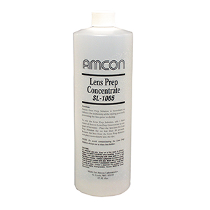 Related Product: Lens Prep Concentrate by Amcon - Quart Size