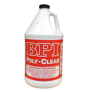 Related Product: BPI® Poly Clear™