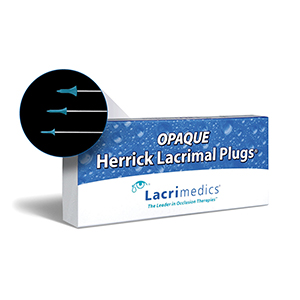Lacrimedics® Opaque Herrick Lacrimal Plugs