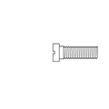 Related Product: Hinge and Eyewire Screw SW-0130 (Flat Head)