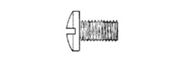 Eyewire Screw SW-0203