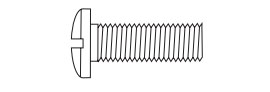 Eyewire Screw SW-0210