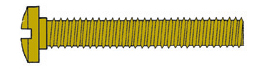 Trim/Glass Screw SW-0500-G