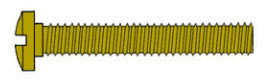 Trim/Glass Screw SW-0501-G