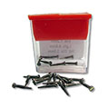 Stainless Steel Self-Aligning Premium Screws - 25 Pack
