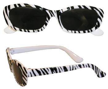7403cecbd07a Weezers™ Children's Sunglasses - Toddler - Zebra: Sunglasses ...